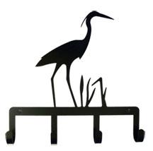 Blue Heron - Key Holder