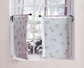 Curtain Crane Ball Ends Each 18 Inches Long