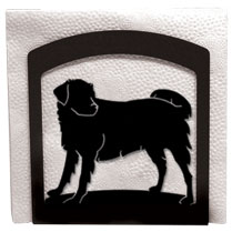 Dog - Napkin Holder