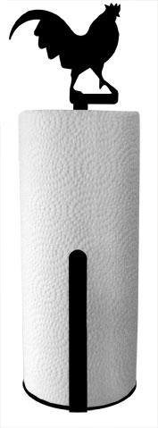 Rooster - Paper Towel Holder Holder Vertical Wall Mount