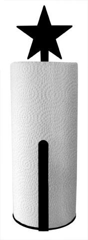 Star - Paper Towel Holder Holder Vertical Wall Mount