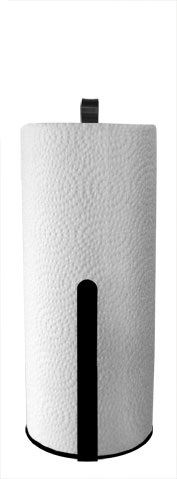 Plain - Paper Towel Holder Holder Vertical Wall Mount