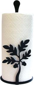 Acorn - Paper Towel Stand