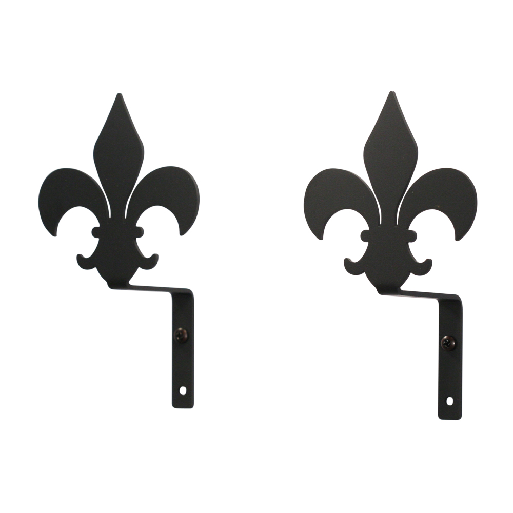 Fleur-de-lis - Curtain Swags