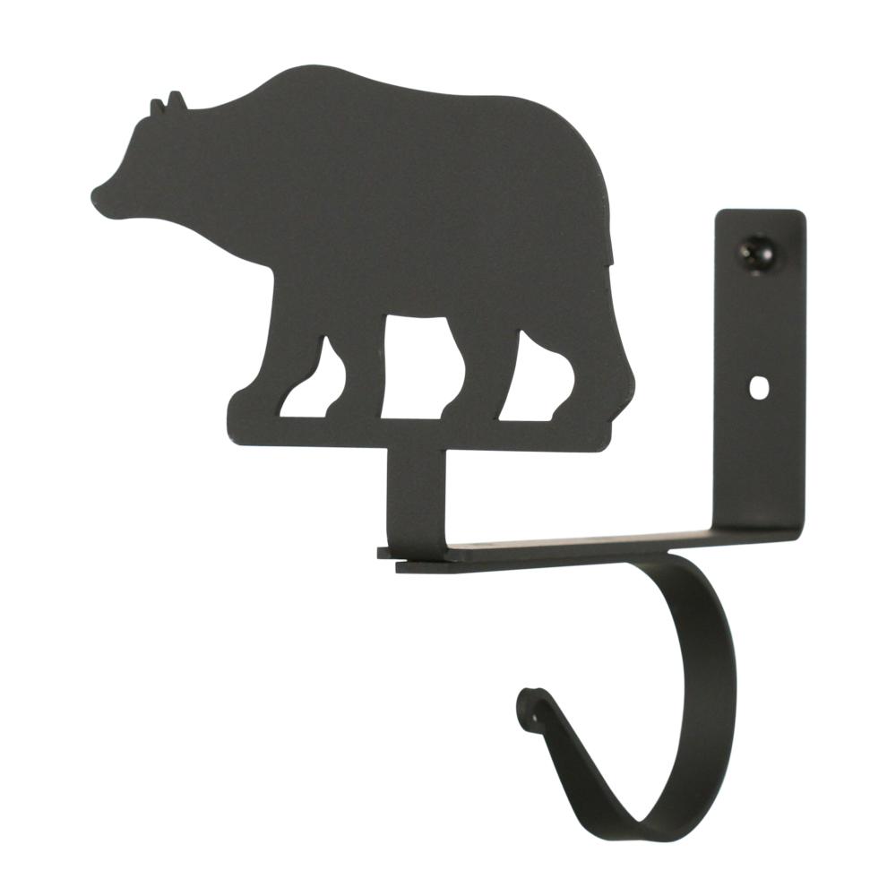 Bear - Curtain Shelf Brackets
