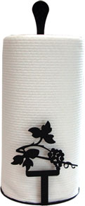 Grapevine - Paper Towel Stand