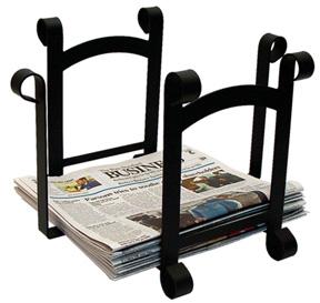 Plain - Newspaper Recycle Bin