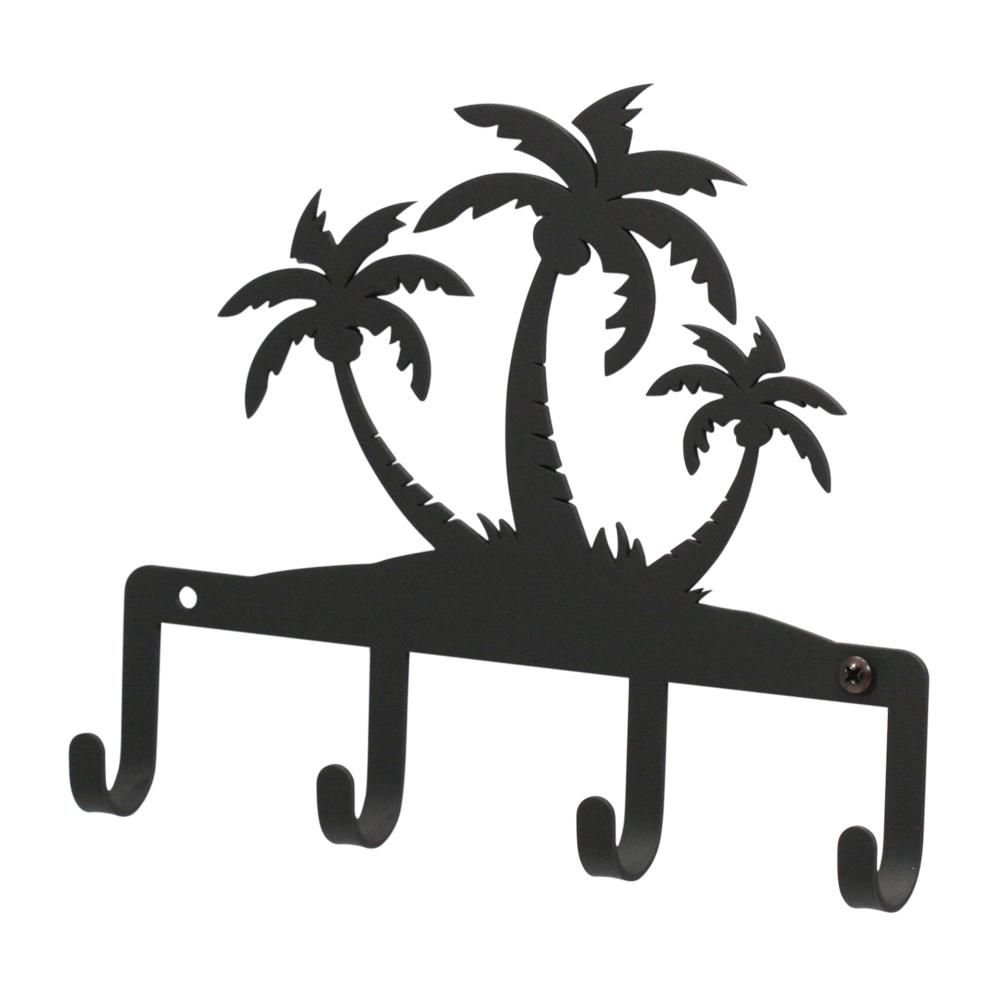 Triple Palm Trees - Key Holder