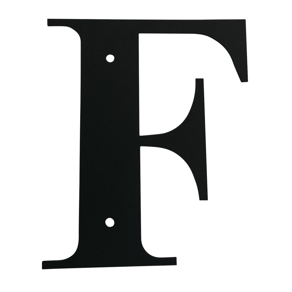 Letter F Small