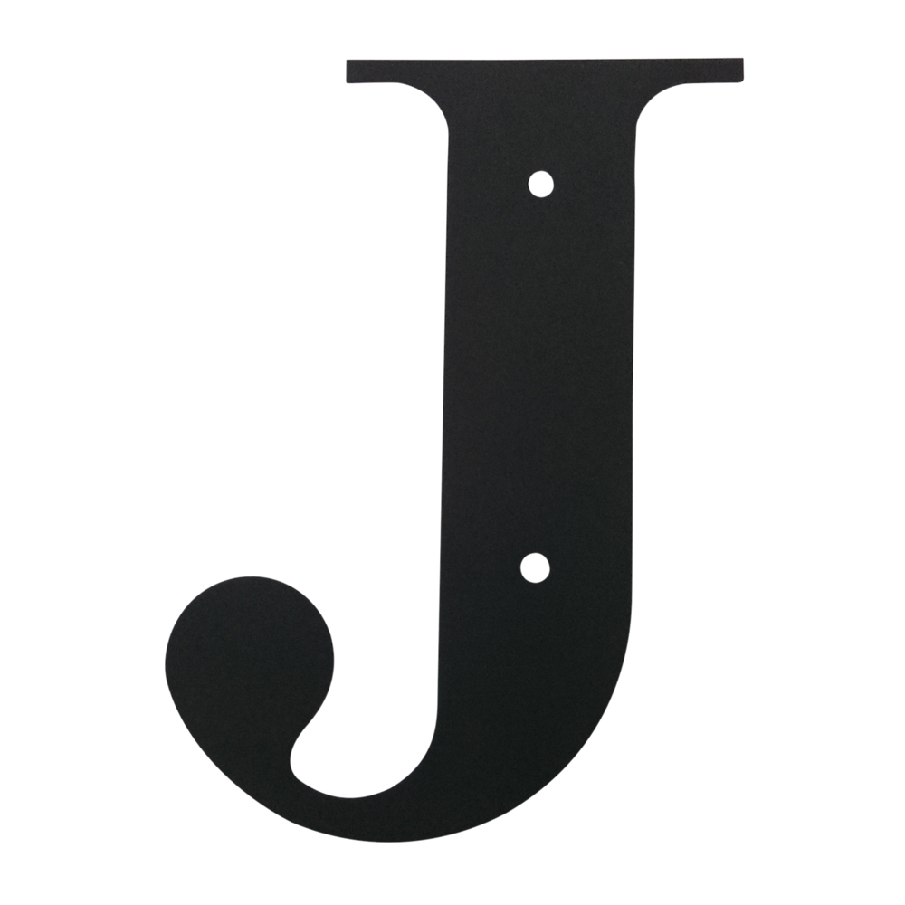 Letter J Medium