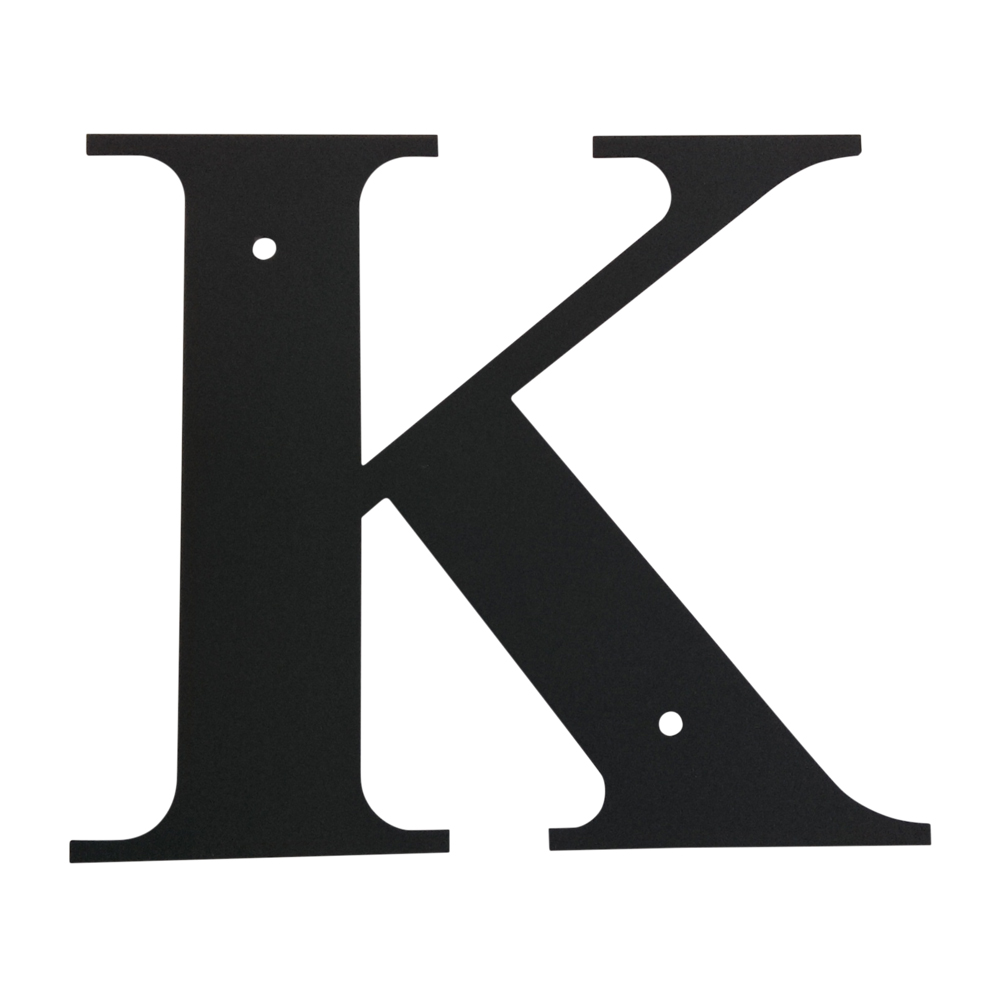 Letter K Small