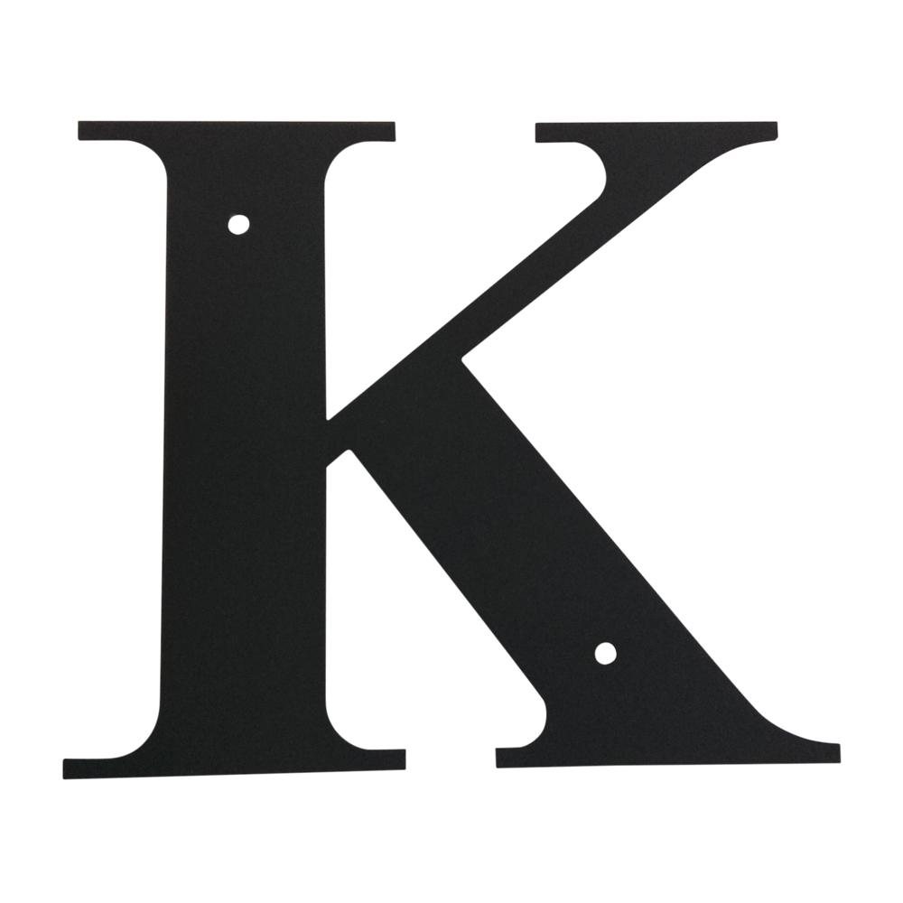 Letter K Medium