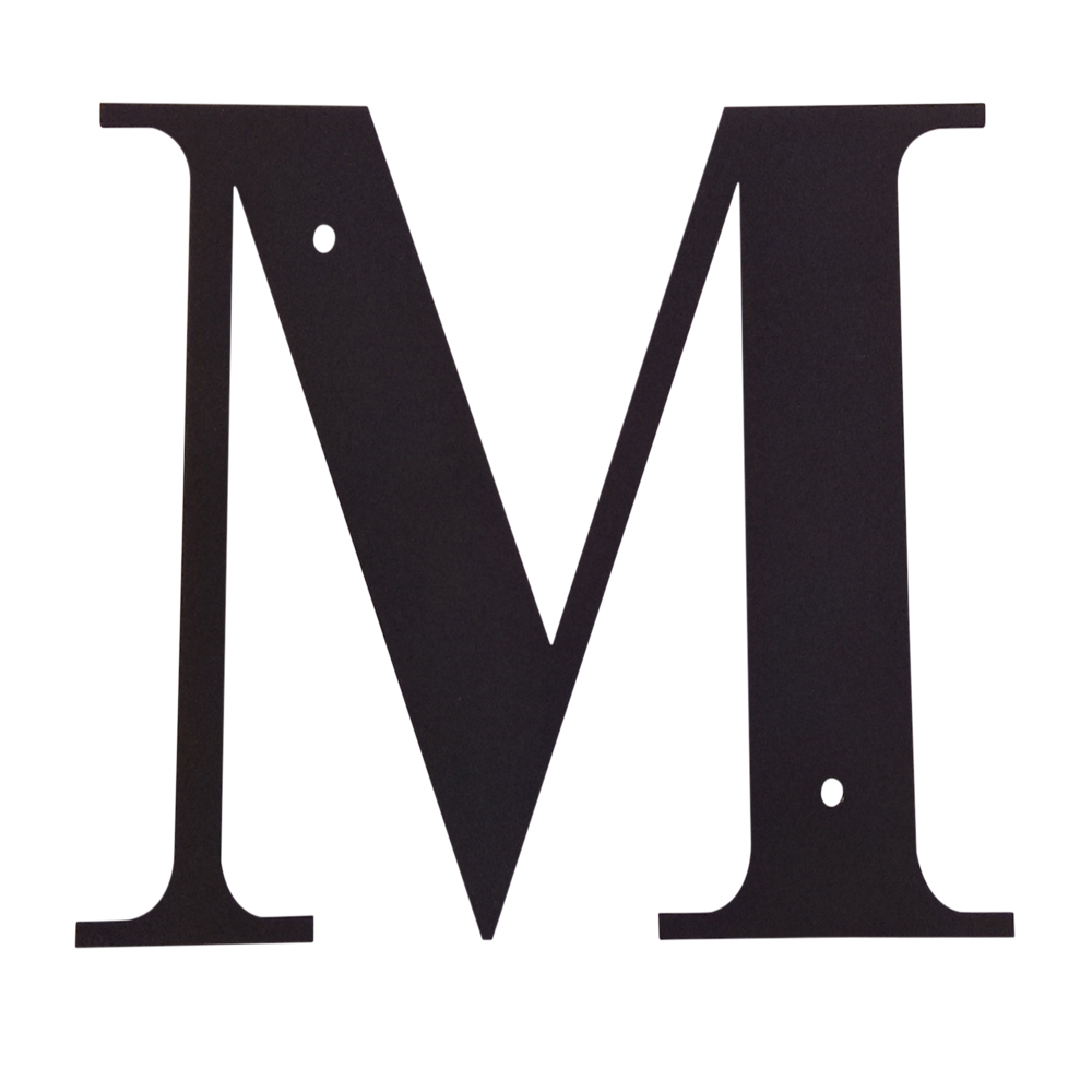 Letter M Medium