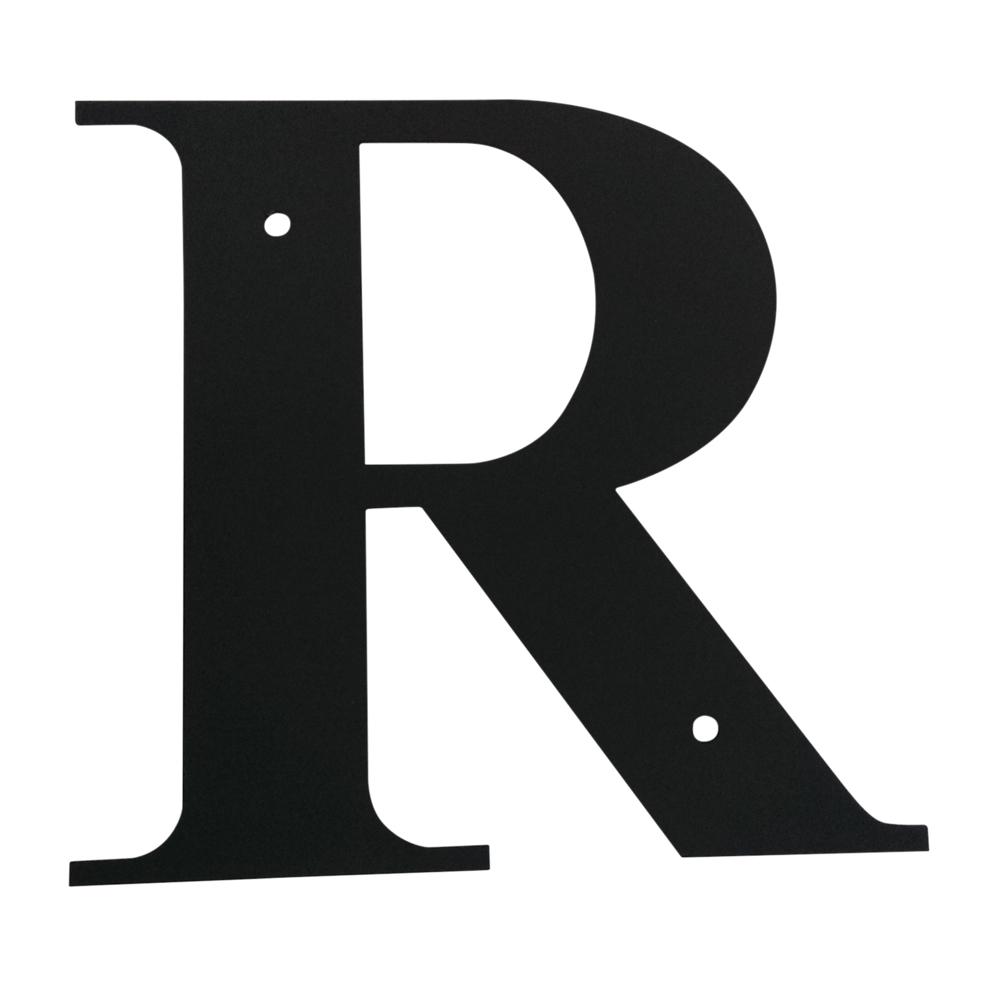 Letter R Medium