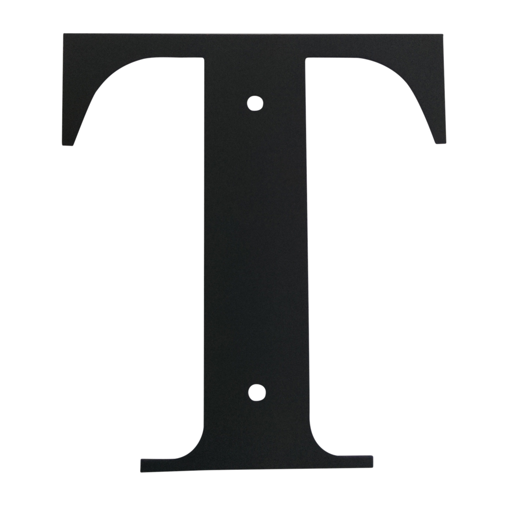 Letter T Small