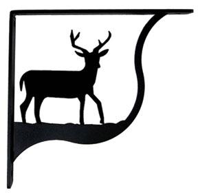 Deer - Shelf Brackets Large