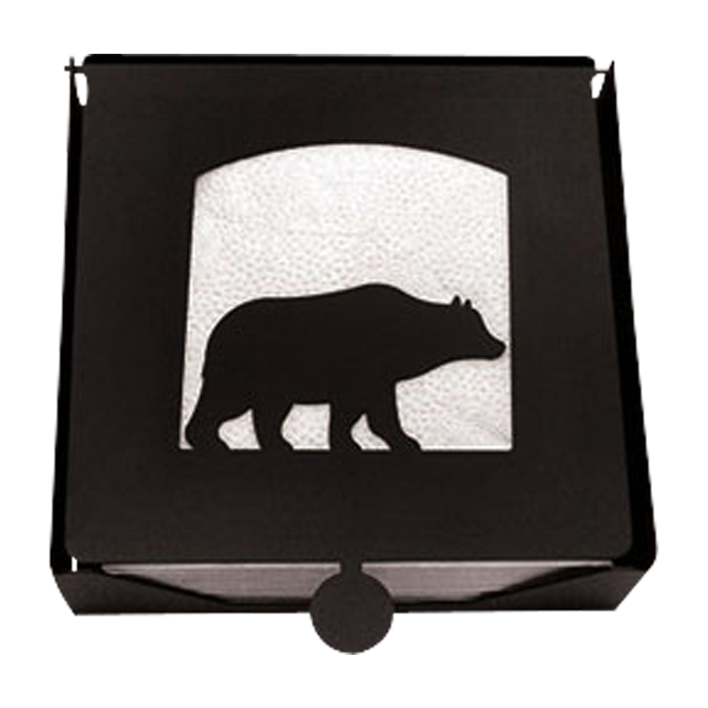 Bear - Napkin Holder