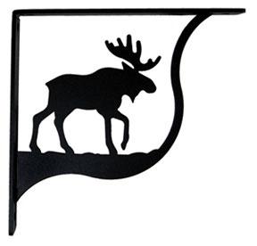 Moose - Shelf Brackets Large