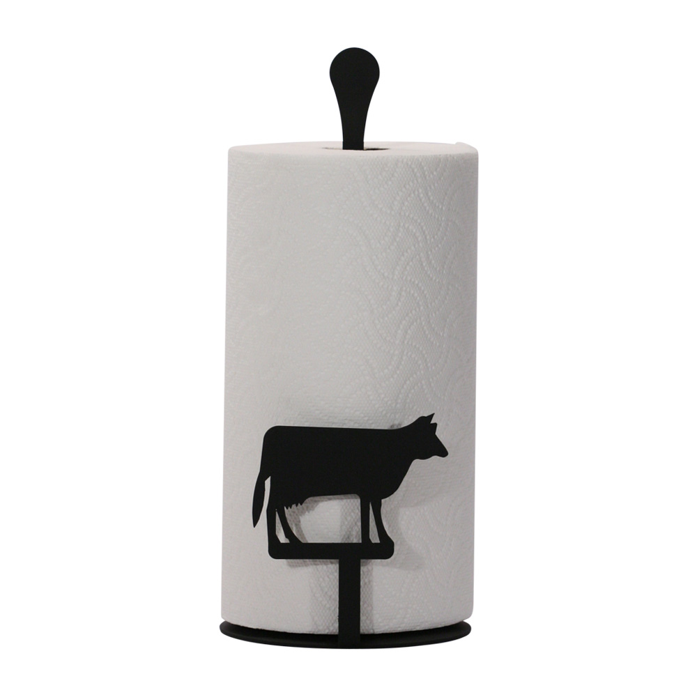 Cow - Paper Towel Stand