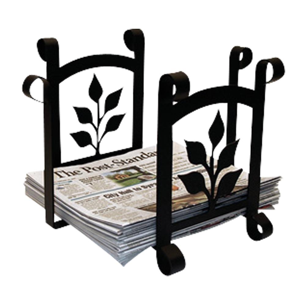 Leaf - Newspaper Recycle Bin