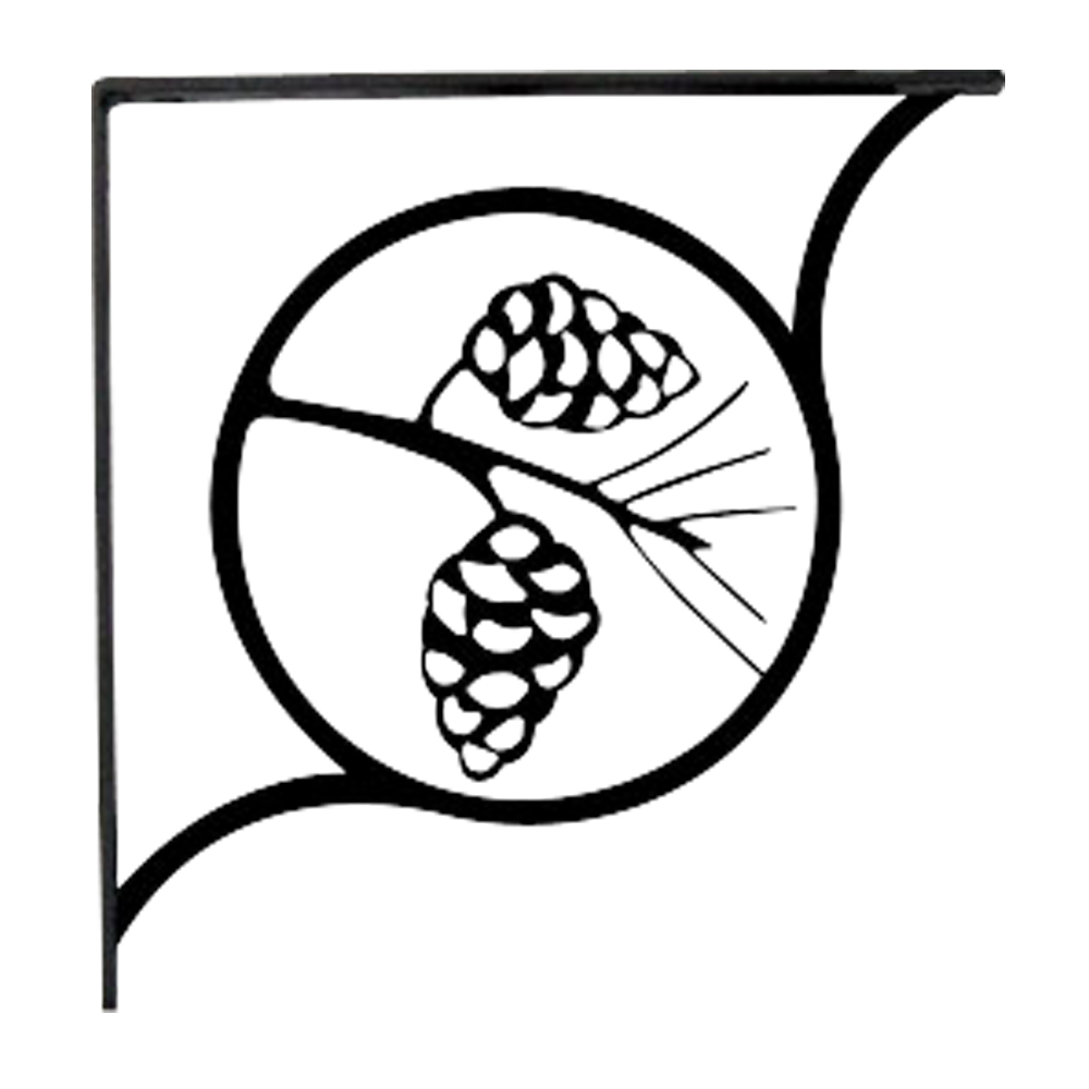 Pinecone - Shelf Brackets Medium