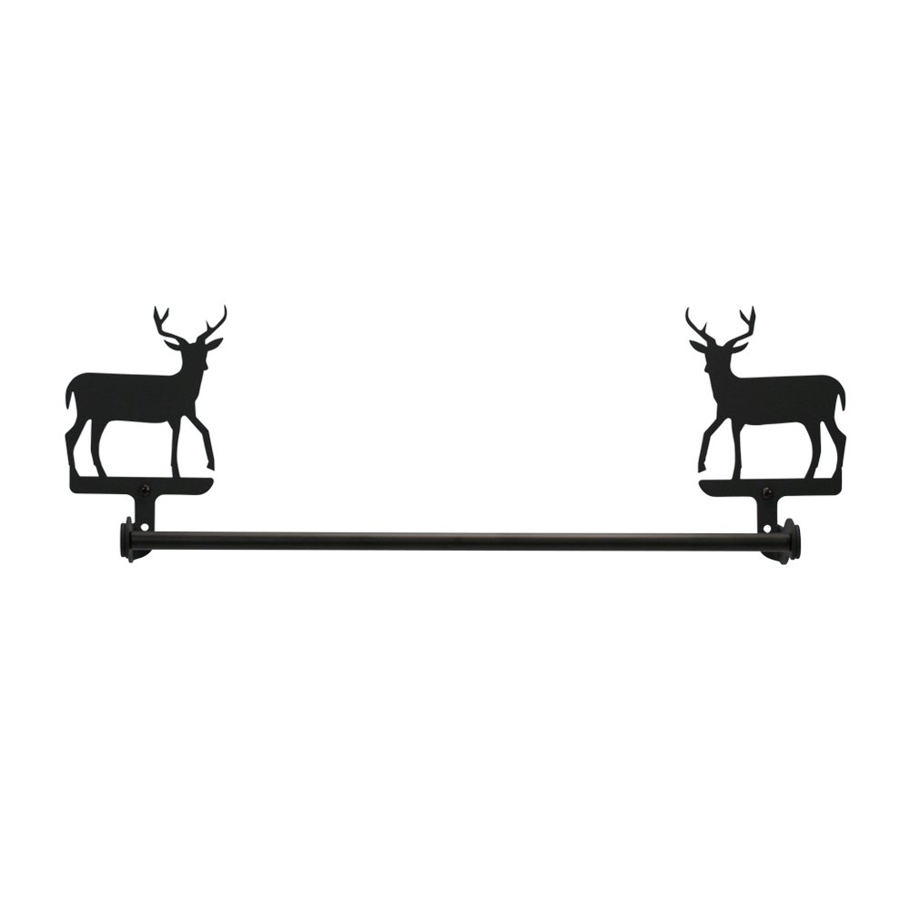 Deer - Towel Bar Small