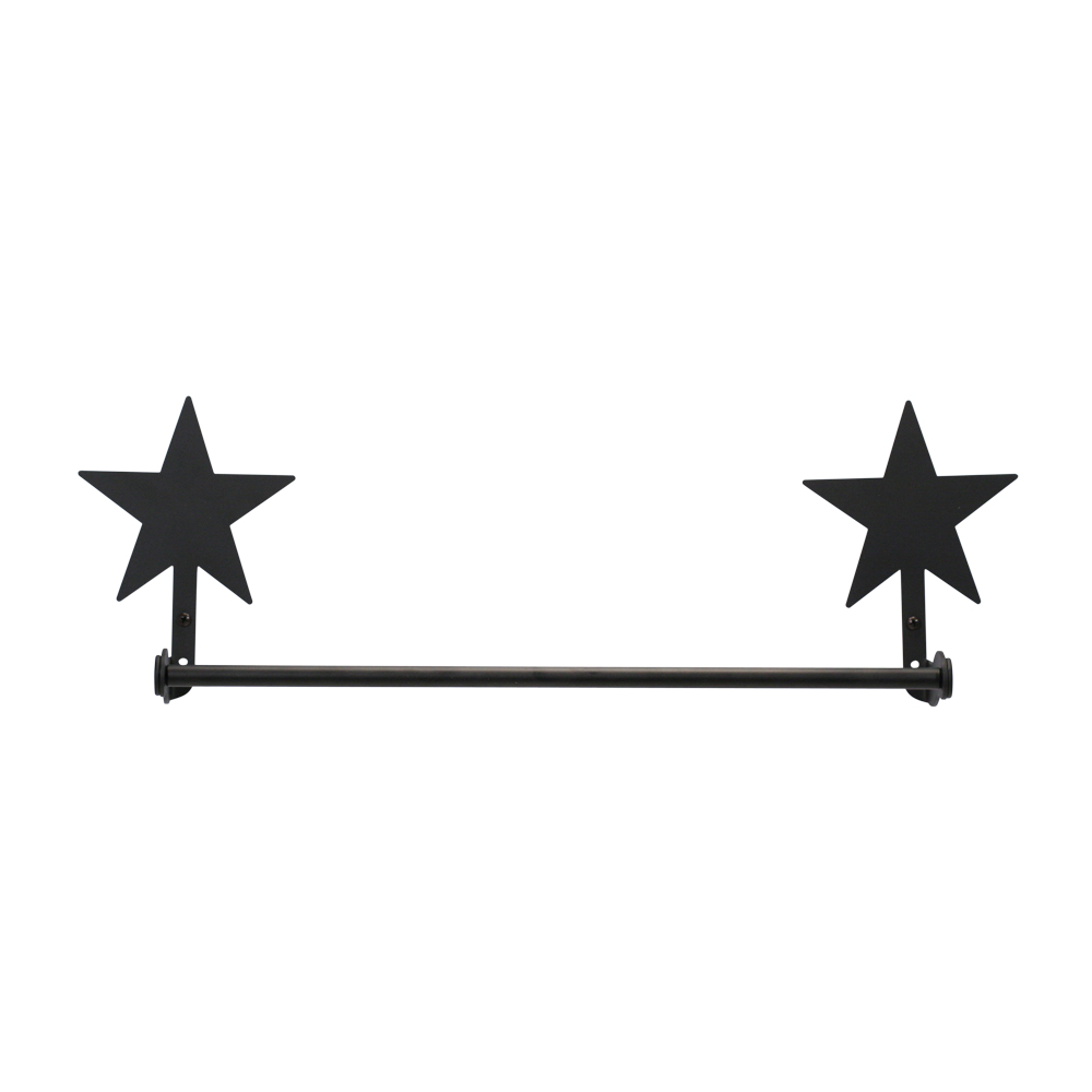 Star - Towel Bar Small