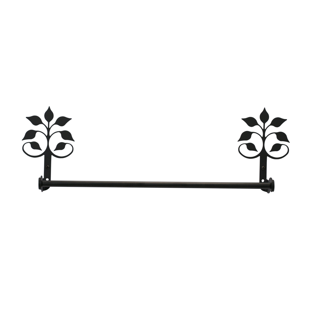 Leaf Fan - Towel Bar Small