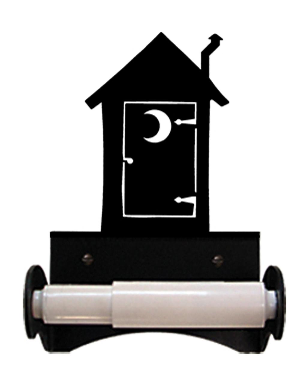 Outhouse - Toilet Tissue Holder