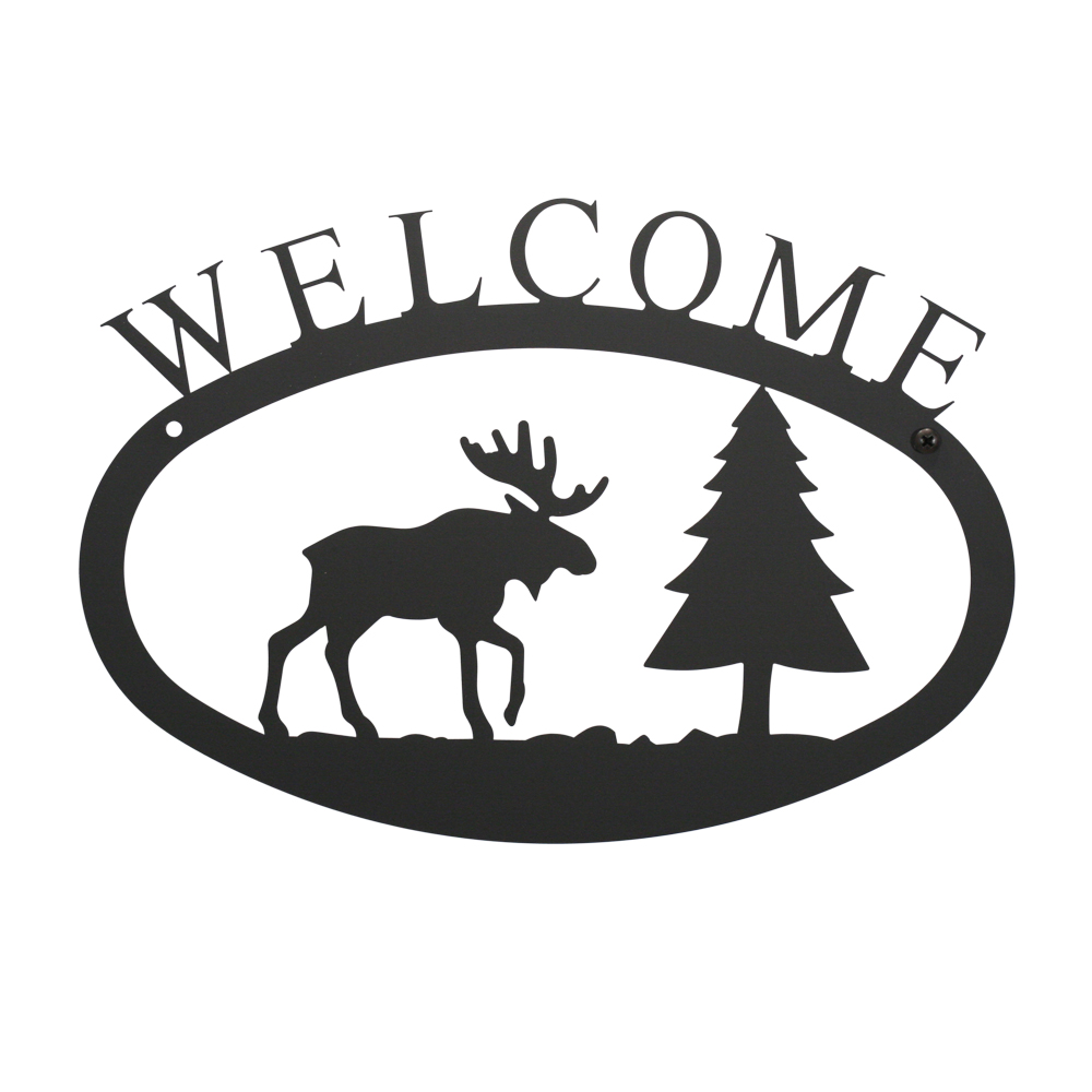 Moose & Pine - Welcome Sign Small