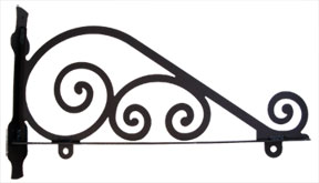 Traditional - Sign Bracket 18 Inch