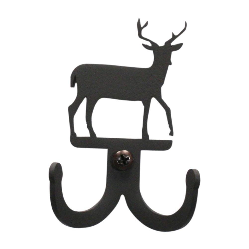 Deer - Double Wall Hook