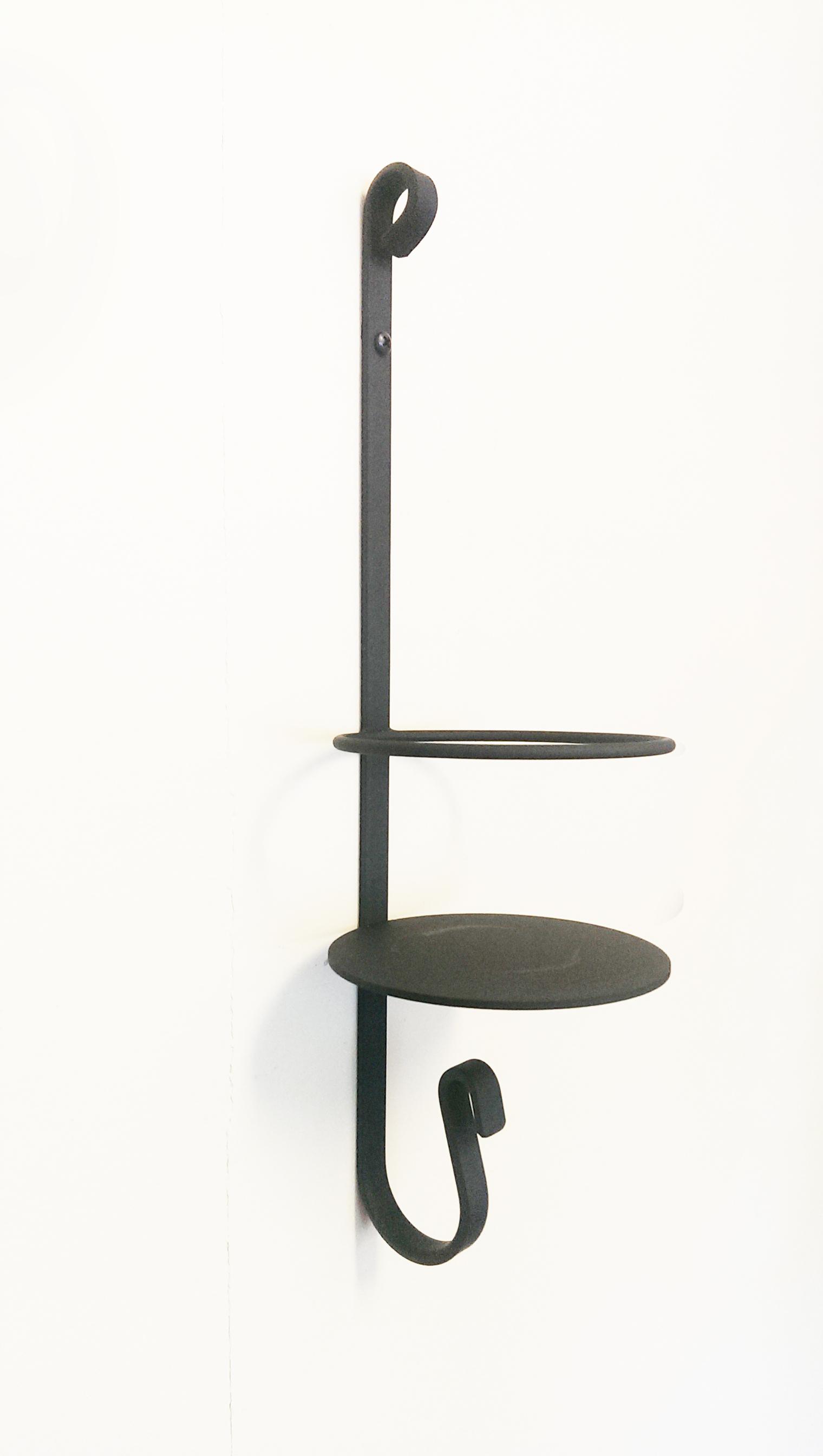 VWI - C-J-6 - Candle Jar Sconce Holder