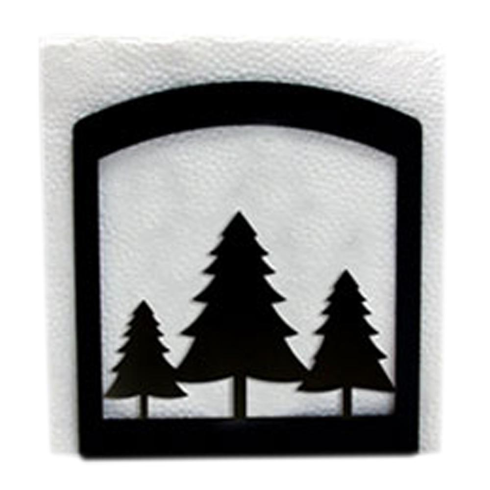 Pine Trees - Napkin Holder