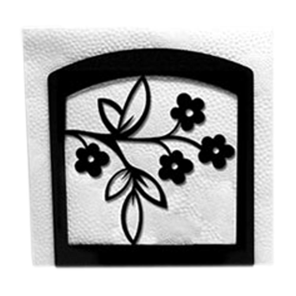 Floral - Napkin Holder
