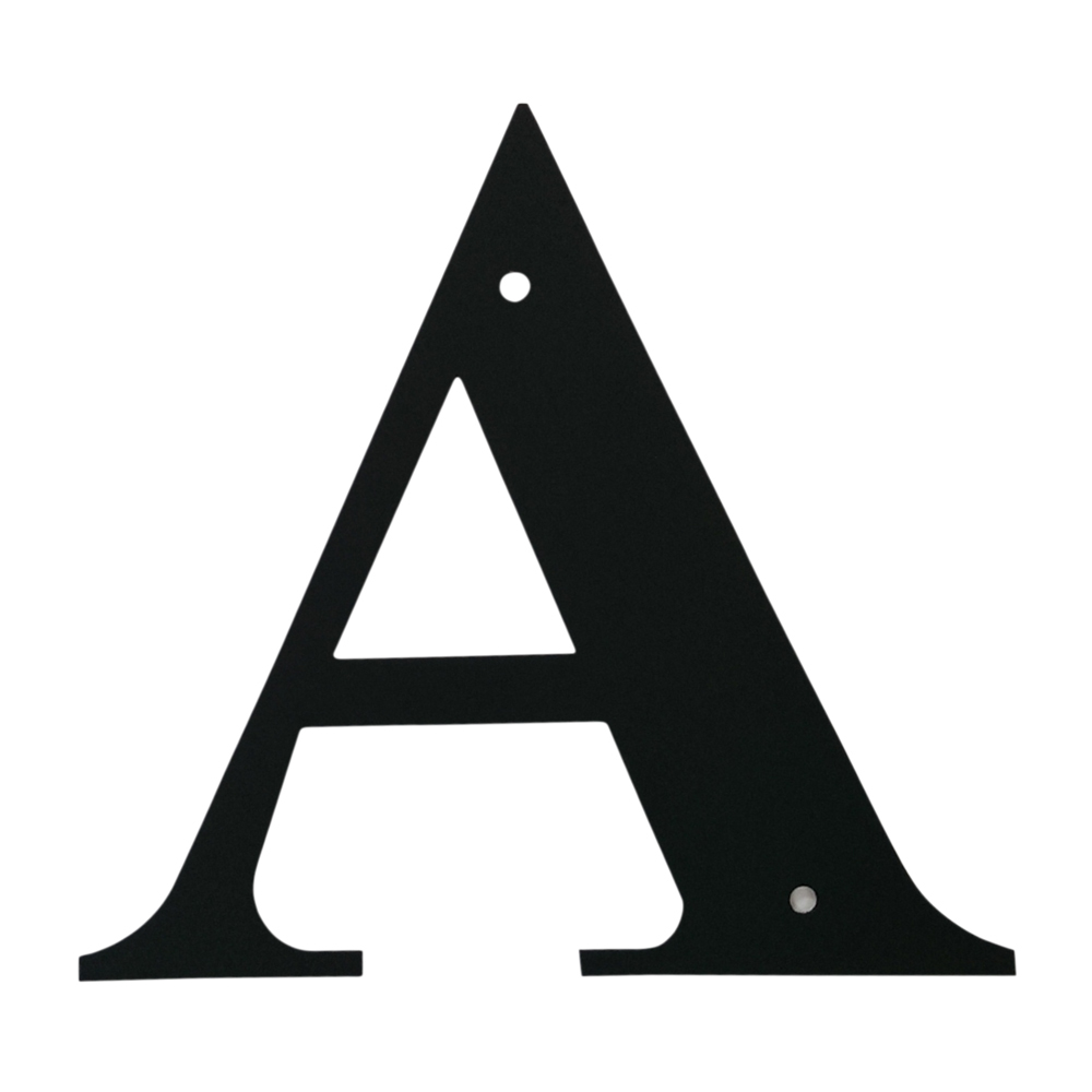 Letter A Small