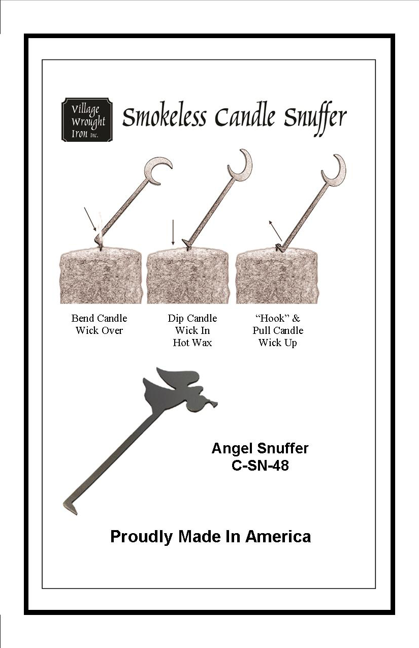 Angel Candle Snuffer