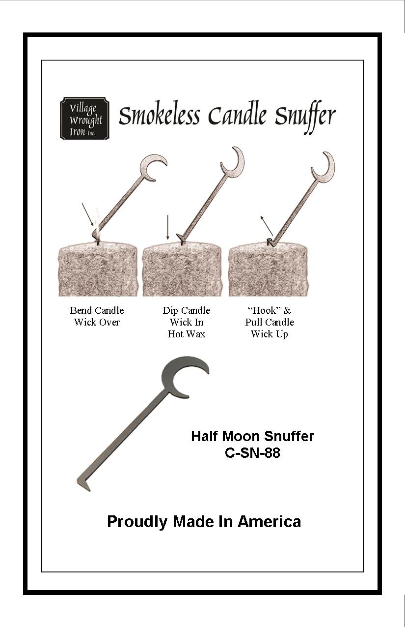 NO LONGER AVAILABLE - Angel Candle Snuffe