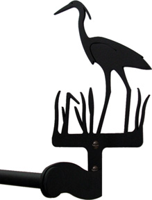 Heron Towel Bar - Small - SUPER SALE... now 8.98 OFF the Regular Price! That's 50% Discount off the Regular price of 17.95...Hurry while supplies last.