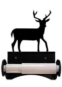 Deer - Toilet Tissue Holder