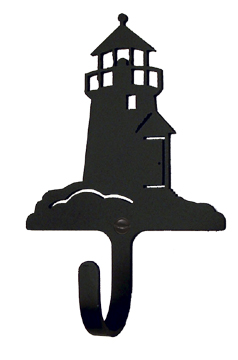 Lighthouse - Wall Hook Small