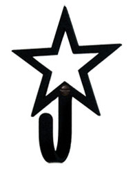 Open Star - Wall Hook Extra Small