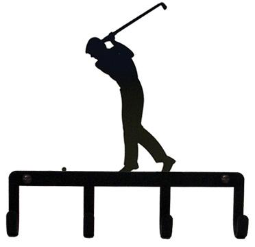 Golfer - Key Holder