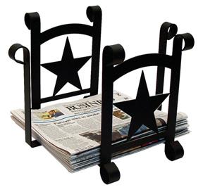 Star - Newspaper Recycle Bin