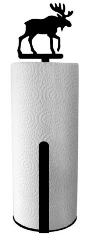 Moose Paper - Paper Towel Holder Holder Vertical Wall Mount