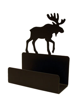 NO LONGER AVAILABLE - Moose - Business Card Holder
