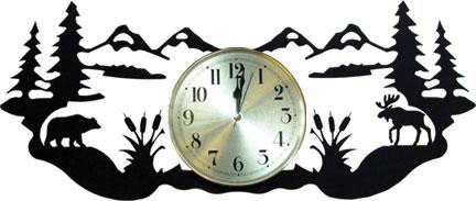 Adirondack - Wall Clock