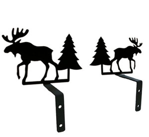 Moose & Pine - Curtain Swags