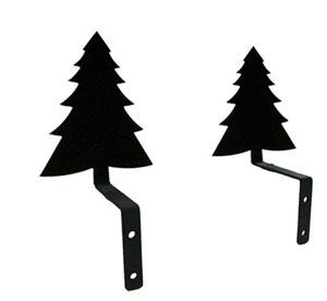 Pine Tree - Curtain Swags