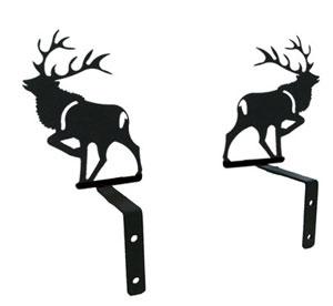 Elk - Curtain Swags